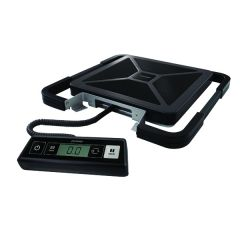 Dymo Black S50 Shipping Scale 50kg UK
