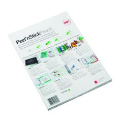 GBC Gloss Peel and Stick A4 Laminating Pouch 200 Micron Pk100
