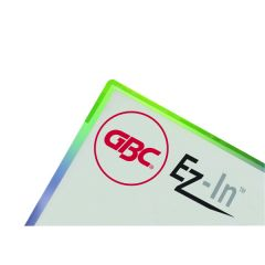 GBC Document Laminating Pouches A4 150 Micron Gloss Pk100