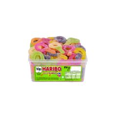 Haribo Giant Dummies Zing Tub