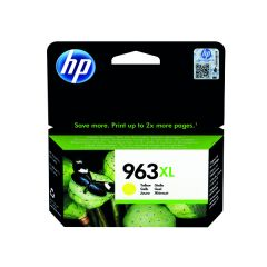 HP 963XL Original Ink Cartridge HY Yellow 3JA29AE