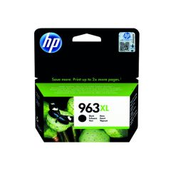 HP 963XL Original Ink Cartridge HY Black 3JA30AE