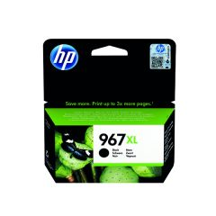 HP 967XL Original Ink Cartridge XHY Black 3JA31AE
