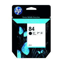 HP 84 Design Jet Black Inkjet Cartridge C5016A