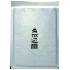 Jiffy AirKraft Bag Size 5 260x345mm White Pk50