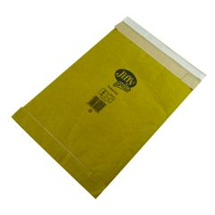 Jiffy Padded Bag Size 1 165x280mm Gold Pk10