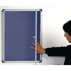 Q-Connect Internal Display Case 900x1200mm