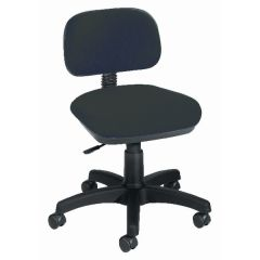 Jemini Gas Lift Typist Chair Charcoal