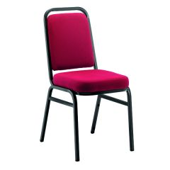 First Banqueting Chair Claret