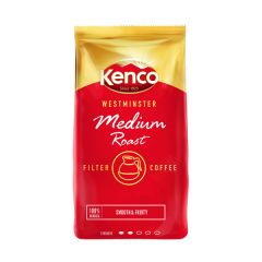 Kenco Westminster Medium Roast Ground Filter Coffee 1kg