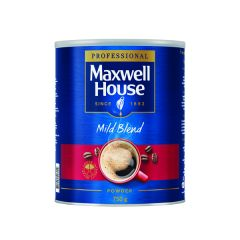 Maxwell House Coffee Powder 750g Tin