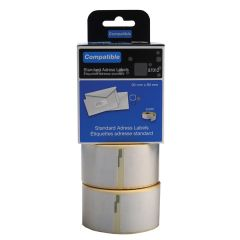 Compatible DYMO Large Address Label 36 x 89mm Pk520
