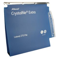 CrystalFile Blue 50mm Extra Lateral File