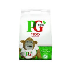 PG Tips Pyramid Tea Bag Pk1100