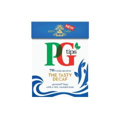 PG Tips Pyramid Tea Bag Decaffeinated