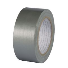 Silver Duct Tape 48mmx25m Roll