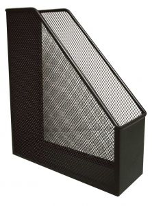 Mesh Magazine File Black