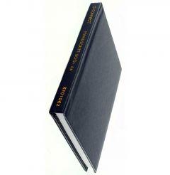 Q Connect Manuscript Book A6 Feint Ruled