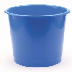 Waste Bin 15lt Blue