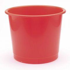 Waste Bin 15lt Red