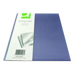 Clear Binding Folder Pk 20's A4