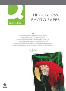Photo Paper High Gloss A4 260gsm White Pk 20
