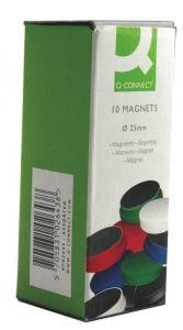 Magnet 25mm Assorted Pk 10