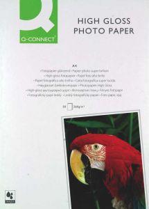 Photo Paper High Gloss A4 260gsm White Pk 50