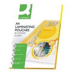Laminating Pouch A4 160 micron Pack of 100