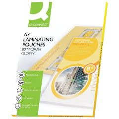 Laminating Pouch A3 160 micron Pack of 100