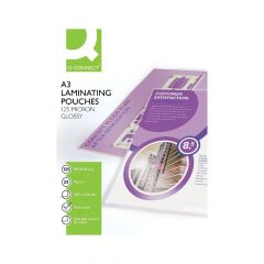Laminating Pouch A3 250 micron Pack of 25
