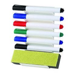 Whiteboard Pen/Eraser/Duster Holder