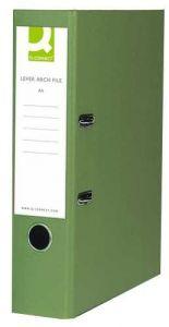 Lever Arch File Foolscap Polypropylene Green Box 10's