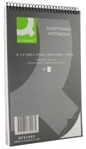 Shorthand Notebook 80 Leaf Pack 20