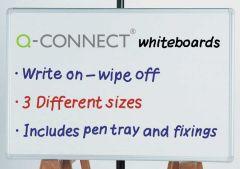 Drywipe Whiteboard Aluminium Trim 900x600mm