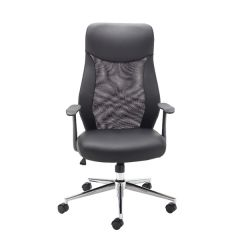 Mesh High Back Operators Chair