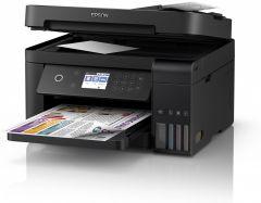 Epson Inkjet Printer ET-3750 Cartridge-free printing