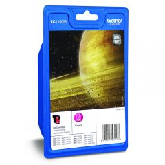 LC1100M Brother Inkjet Cartridge Refill Ink Magenta LC1100