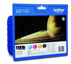 LC1100VALBP Brother Inkjet Cartridge Refill Ink Set LC1100