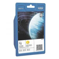 LC970Y Brother Inkjet Cartridge Refill Ink Yellow LC970