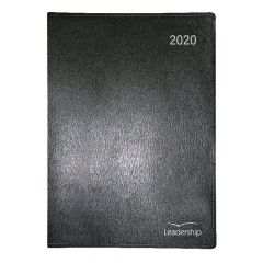 Leadership A4 Day Per Page Mid Year Diary 2019/2020