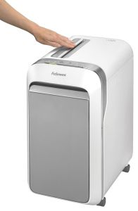 Fellowes LX221 Micro Cut Shredder White