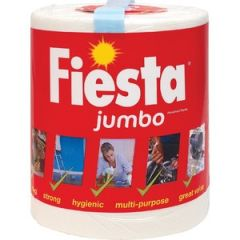 Fiesta Jumbo Fiesta Kitchen Roll 400 Sheets