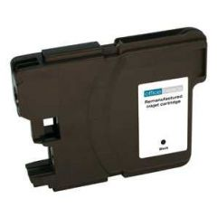 LC1100BK Brother Compatible Cartridge Refill Ink Black LC1100