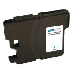 LC1100C Brother Compatible Cartridge Refill Ink Cyan LC1100