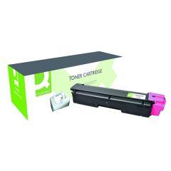 Q-Connect Kyocera TK-580M Toner Cartridge Magenta 1T02KTBNL0