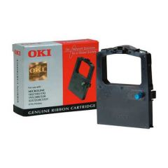 Oki Microline Ribbon Black 192