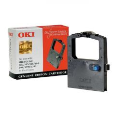 Oki Microline Ribbon Black 390/391