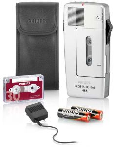 Philips Pocket Memo Voice Activated LFH0488