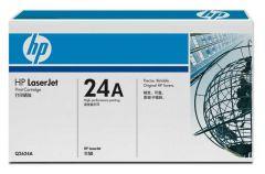 Q2624A HP LaserJet Toner Cartridge Refill Black 24A